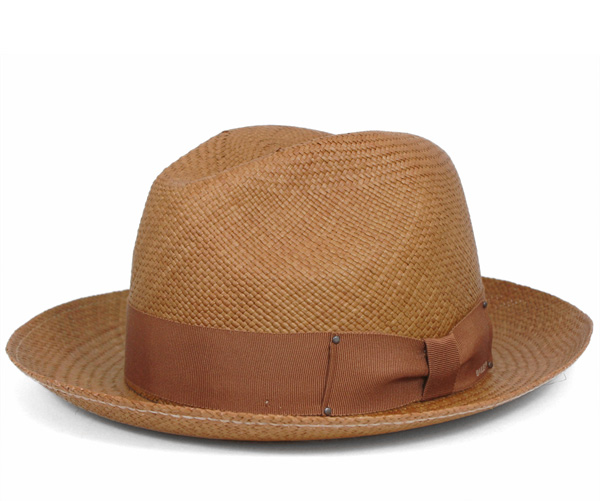 ベイリー(Bailey Hats) ストローハット サーマン シエナ 帽子 HAT THURMAN SIENNA 麦わら帽子 メンズ【返品・交換対象外】