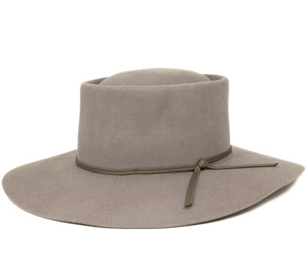 ブリクストン(BRIXTON)ハット ストライダー フェドラ トープ 帽子 HAT STRIDER FEDORA TAUPE