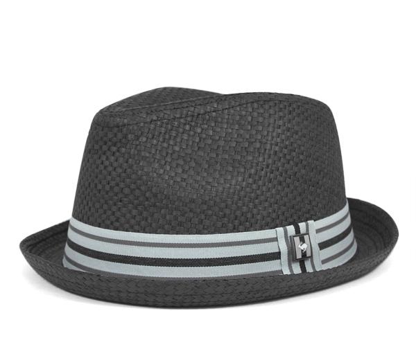 ピーターグリム Hat Black PETER GRIMM HAT DEPP BLACK