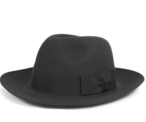 onspotz  Christie s London Hat classic Fedora Bessemer with raster ... 0c05c6a28fa