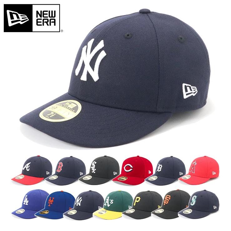 ニューエラ NEW ERA キャップ LOW PROFILE 59FIFTY CAP 出荷 MLB AUTHENTIC ベースボールキャップ 帽子 シンプル メンズ 野球帽 サイズ ぼうし 大きいサイズ ストリート 春夏秋冬 ブランド 展開 バーゲンセール おしゃれ レディース