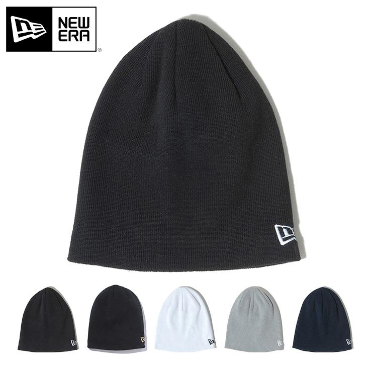 ニューエラ NEW ERA 帽子 ニット帽 BASIC 交換無料 BEANIE ビーニー BLEND シンプル レディース COTTON メンズ 卸売り リブ ニットキャップ ワッチ 伸縮 春夏秋冬