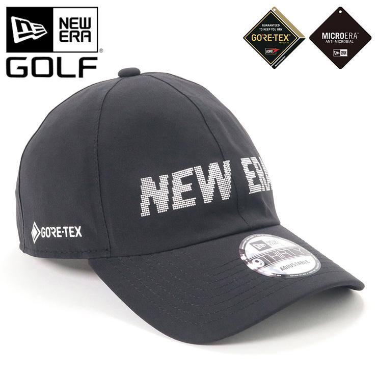 ニューエラ NEW ERA ゴルフ GOLF キャップ 9THIRTY ゴアテックス パックライト 帽子 今だけスーパーセール限定 ブランド おしゃれ 春夏秋冬 ぼうし レディース 大きいサイズ サイズ調整 ストリート スーパーセール期間限定 メンズ