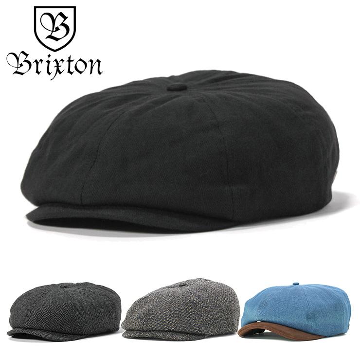 帽子 メンズ レディース UNI ブリクストン キャスケット 一部予約 BROOD BRIXTON ぼうし 18%OFF ブランド おしゃれ キャスケット帽 メンズキャスケット ブラウン インディゴ ネイビー ブラック シンプル グレー メンズレディース帽子 レディースキャスケット