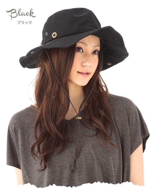 모자 UV 컷 99% 2WAY 사파리 모자 #WN: H #WN: U