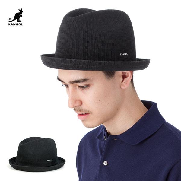 onspotz  Caps KANGOL Hat tropic player black KANGOL TROPIC PLAYER ... feb78dff4fd