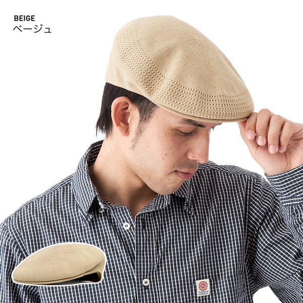 ca298930 ... KANGOL mesh hunting tropic 504 airs Cap all 15 colors KANGOL TROPIC 504  VENTAIR #HT