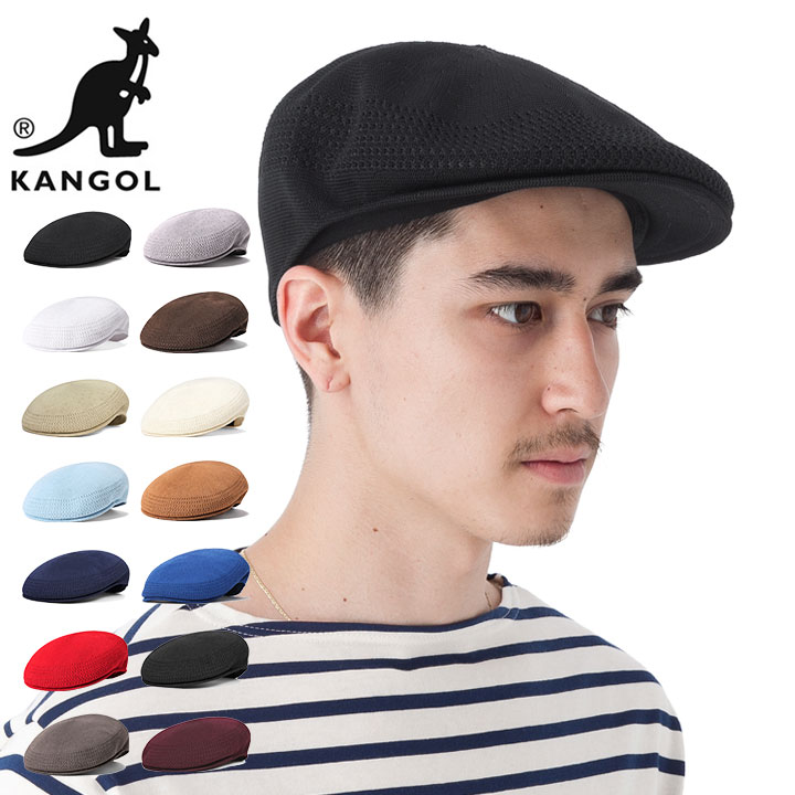 2cf4392b KANGOL mesh hunting tropic 504 airs Cap all 15 colors KANGOL TROPIC 504  VENTAIR #HT ...