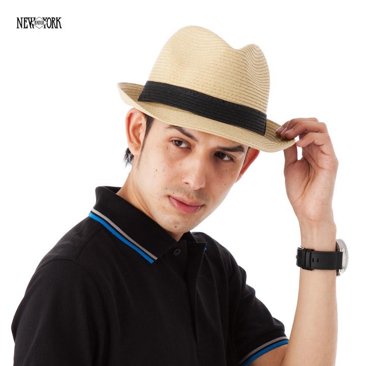 ニューヨークハット レディース ストローハット クラッシャー カーキ NEW YORK HAT 帽子 レディース    中折れ帽 中折れ帽子 中折れ 中折れハット ブランド レディース帽子 メンズ帽子 おしゃれ 夏 麦わら ハット メンズ 【返品・交換対象外】
