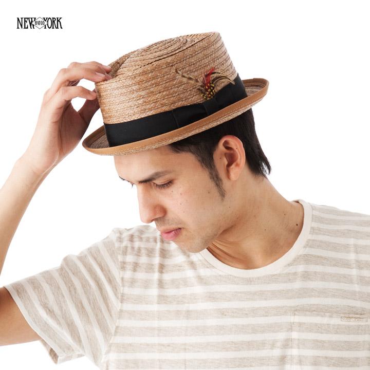 ニューヨークハット 麦わら帽子 ビーポップ ココナッツ NEW YORK HAT 帽子 メンズ レディース || 夏用帽子 リゾート 海 サマーハット ブランド レディース帽子 メンズ帽子 おしゃれ 夏 麦わら ストローハット ハット