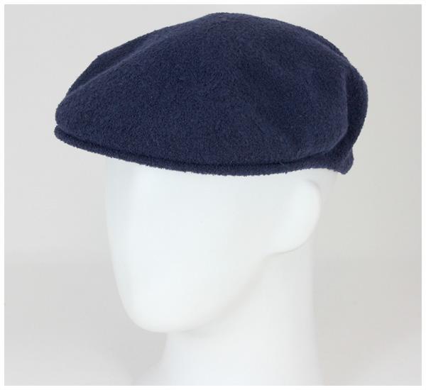 onspotz  KANGOL Cap Bermuda 504 Navy hats KANGOL HUNTING BERMUDA 504 ... 173190731fe