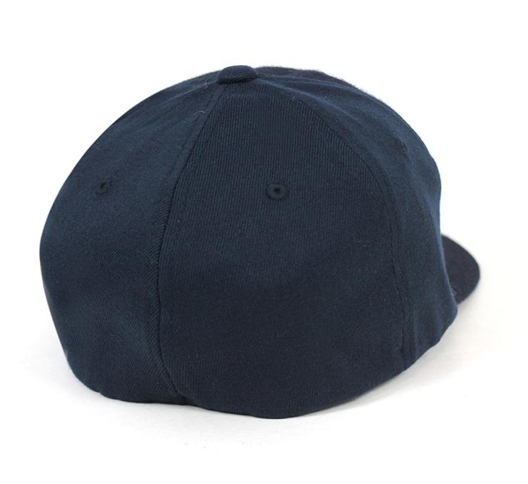 white kangol baseball hat wool flexfit cap heathered texture navy hats textured