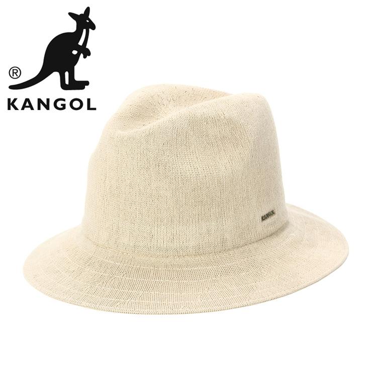 カンゴール ハット BAMBOO GENT ベージュ KANGOL 帽子 ぼうし メンズハット レディースハット レディース帽子 メンズ帽子 ブランド おしゃれ 夏 春夏 黒
