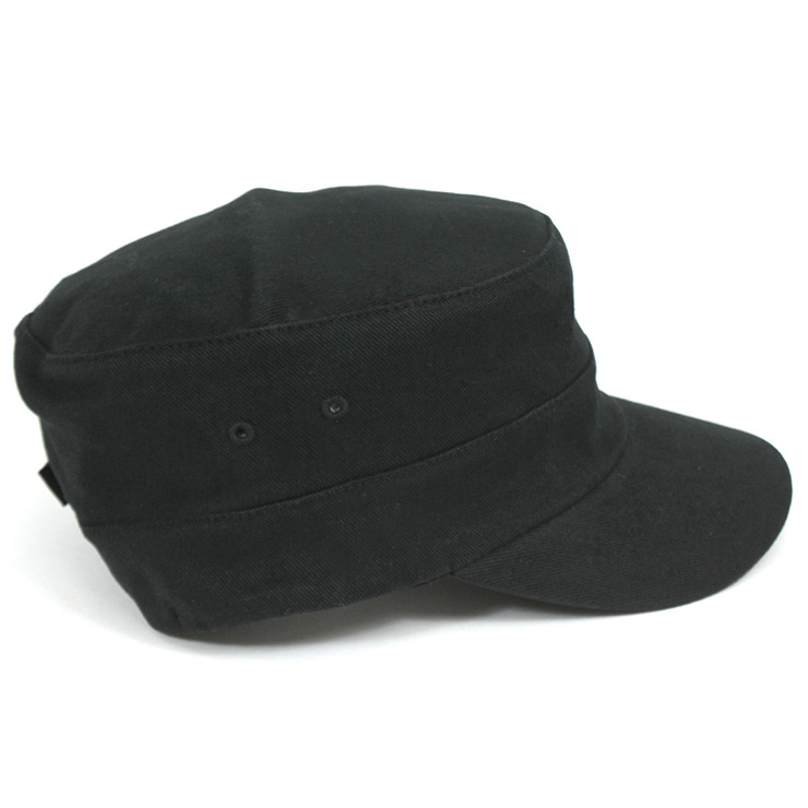 KANGOL 帽棉斜纹章军队军事章黑 KANGOL 棉斜纹军章黑色 #CP: W