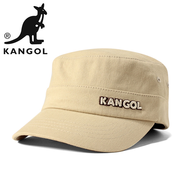 43a4669c334 onspotz  KANGOL Cap cotton twill army beige hats KANGOL COTTON TWILL ARMY  CAP BEIGE  great work military Cap work cap size mens ladies