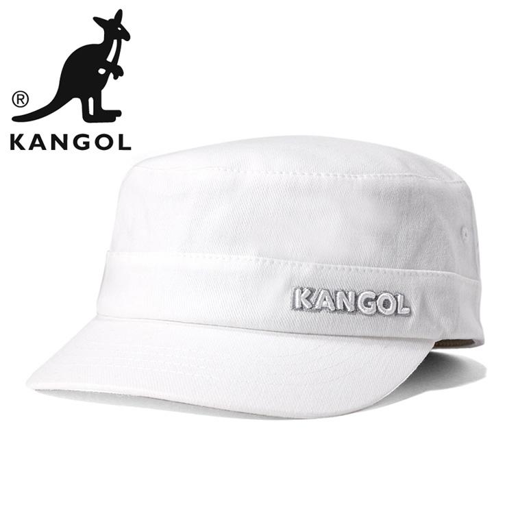 06e0479c874 KANGOL Cap cotton twill Cap Army military Cap white KANGOL COTTON TWILL  ARMY CAP WHITE  CP  W