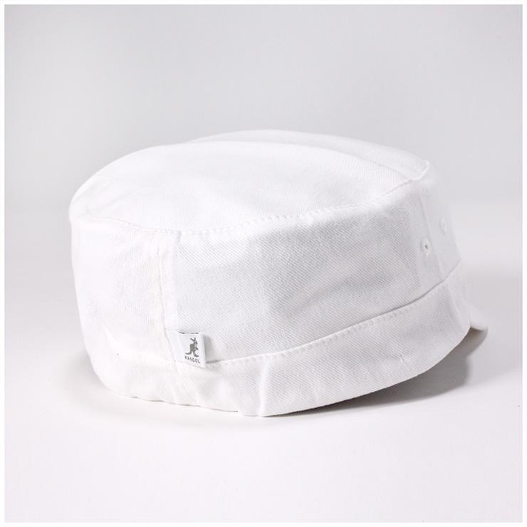 KANGOL Cap cotton twill Cap Army military Cap white KANGOL COTTON TWILL ARMY  CAP WHITE  CP  W e10a1e1a592d