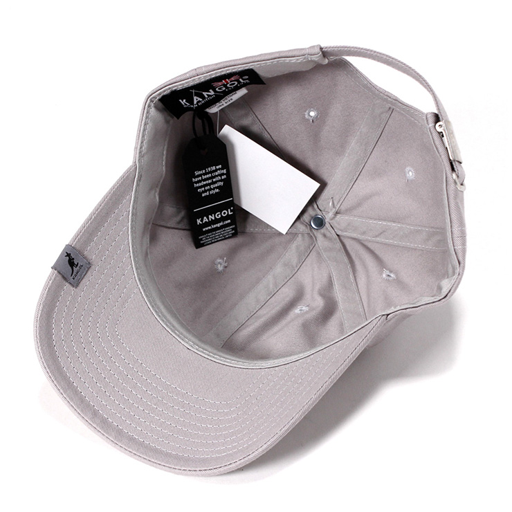 cap cotton adjustable baseball gray hats grey size kangol heathered flexfit white hat caps