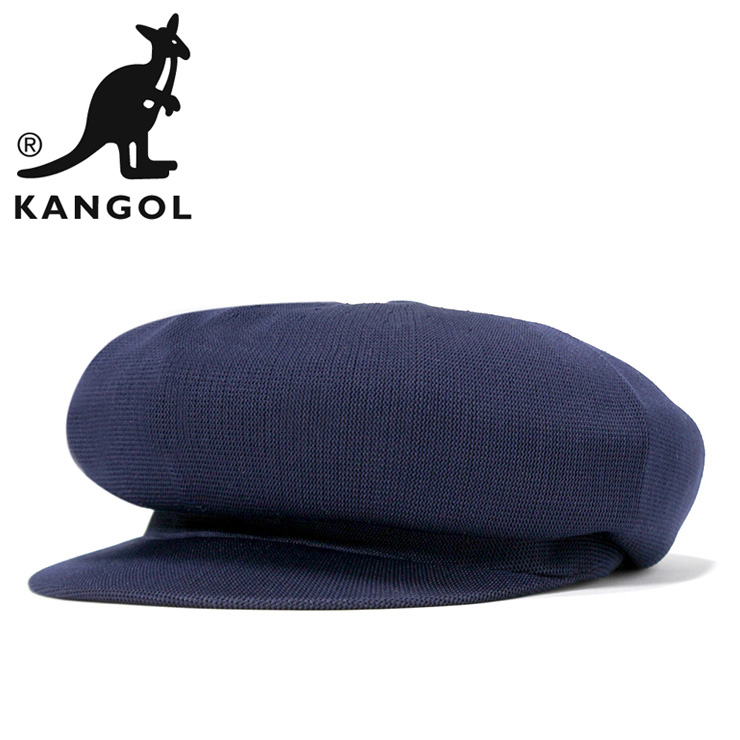 SALE sale KANGOL newsboy tropic Spitfire Navy KANGOL TROPIC SPITFIRE NAVY   CQ Hat newsboy cap Cap mesh large size mens ladies Golf 8157d752973