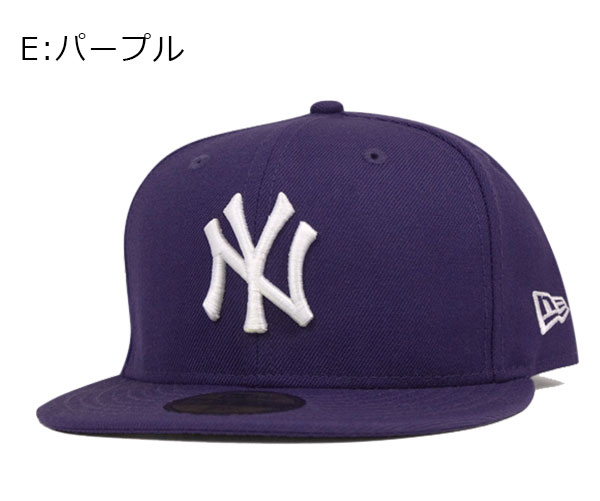 모자/모자 뉴에 라 모자 NY 뉴욕 양키스 기본 색 야구 모자 총 17 색 NEWERA NEW YORK YANKEES #CP: B