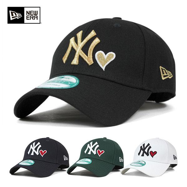 onspotz  New era NY Yankees cap 9 FORTY Snapback heart men s Cap ... e9de48f45