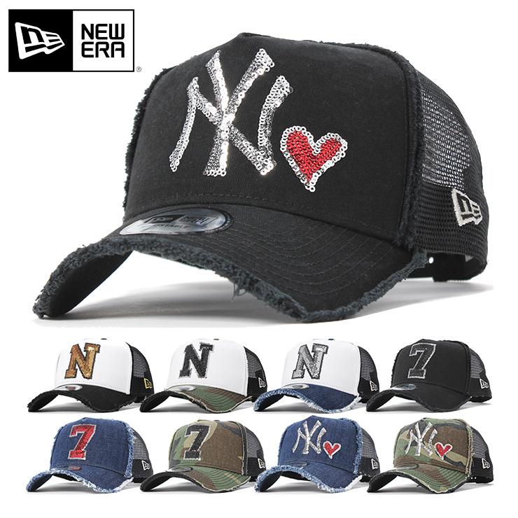 21635007a4a9fb メンズキャップ ぼうし ニューエラ new era 夏 おしゃれ レディース帽子 レディースキャップ ニューエラキャップ 帽子 ダメージ
