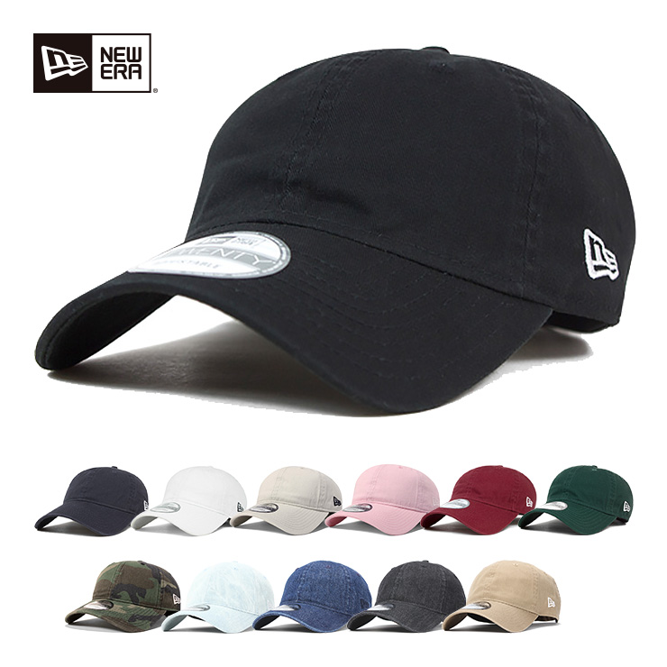 bedf979cc74 ... amazon new era low washed cotton strap back cap hat all 6 color newera 9twenty  strapback