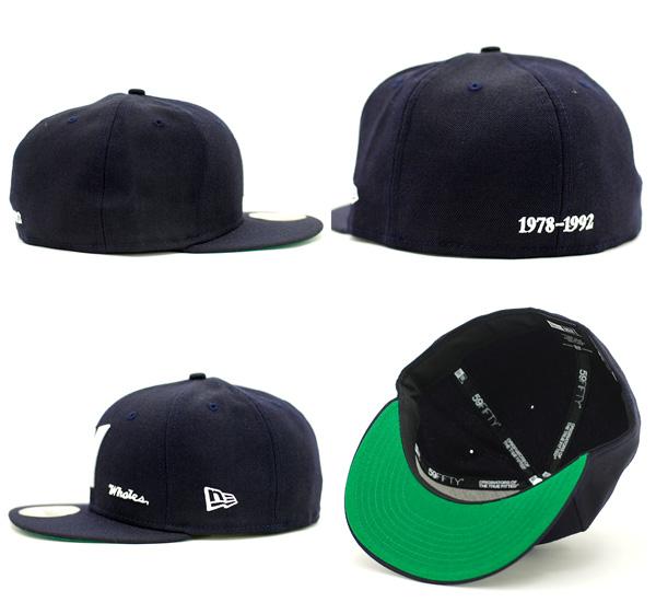 新時代帽大洋鯨魚海軍帽紐埃爾橫濱大洋鯨魚海軍 #CP [新時代帽大尺寸男裝女裝],[NV]: B