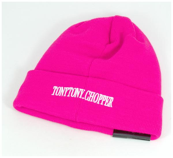 一個斑點另請注意 x 一片蓋托尼斬波器明亮粉紅色針織帽 ONSPOTZ 原始紐埃爾 × 一片針織帽 TONYTONY 斬波器明亮粉紅色 #KT [大帽大小男裝女裝],[PN] 新時代