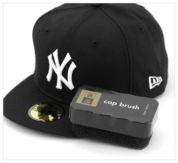 New era Cap brush cleaner black NEWERA CAP BRUSH BLACK #OG
