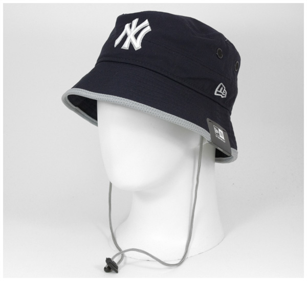 13f0c9d347c ... usa new era bucket hat basic action new york yankees navy cap newera  bucket hat basic