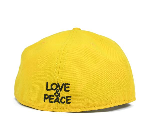 新时代帽笑脸黄帽纽埃尔 59FIFTY 帽微笑黄色 #CP: B 10P09Jan16
