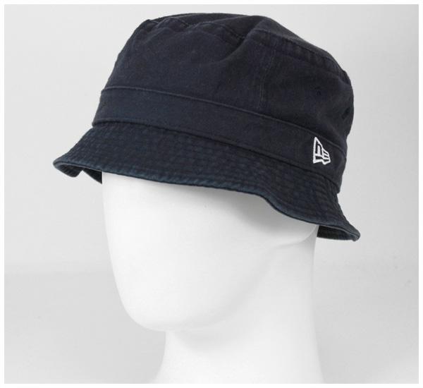 ... New era bucket Hat washed cotton Navy Cap NEWERA BUCKET-02 HAT WASHED  COTTON NAVY ... a77a737eee9b