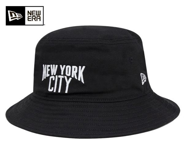 一处景点另一注新时代桶帽子纽约城黑帽子 ONSPOTZ 原始纽埃尔斗 01 帽子纽约城市黑 #HA: O