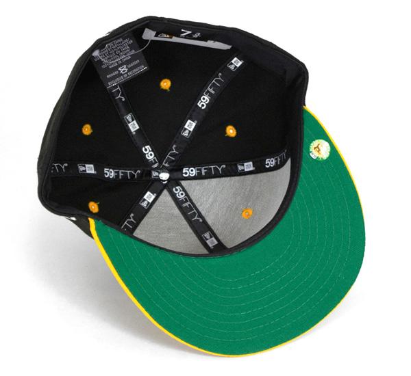 新時代帽阪神虎隊的黑色帽子紐埃爾 59FIFTY 帽 NPB 經典阪神虎 1974年-75 黑 [大小男裝大棒球帽]、 [BK] #CP: B