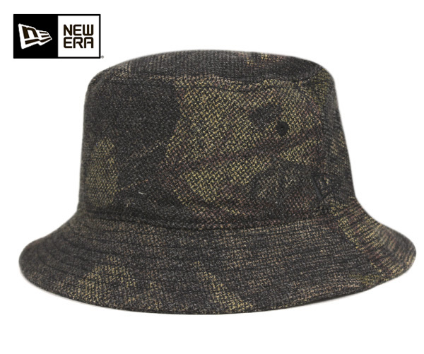 One spots another note new era bucket Hat Tweed real tree Camo olive Hat  ONSPOTZ ORIGINAL NEWERA BUCKET-01 HAT TWEED REALTREE CAMO OLIVE  GN   HA  O 79cd7b95438