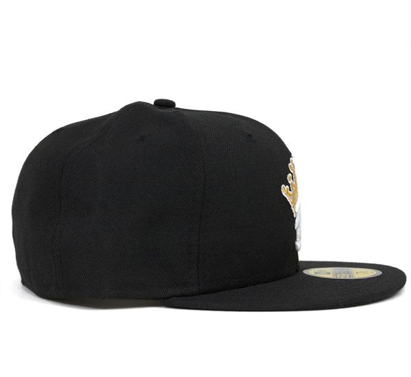 新時代非團隊的帽冠黑色的帽子是紐埃爾 59FIFTY R 冠 #CP [新時代帽新時代帽新時代帽新時代帽子新時代紐埃爾帽紐埃爾帽子紐埃爾帽子大尺寸帽子男人],[BK]: B