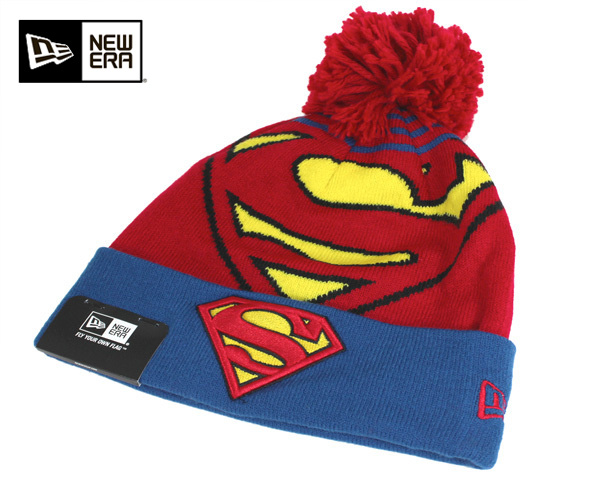 1c0b70b932e ... promo code for loveloomknits cap superman beanie cap superman beanie  new era x superman knit caps ...