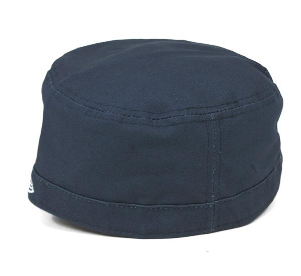 뉴에 라 캔버스 밀리터리 모자 작업 모자 네이 비 모자 NEWERA WM-01 MILITARY CANVAS NAVY