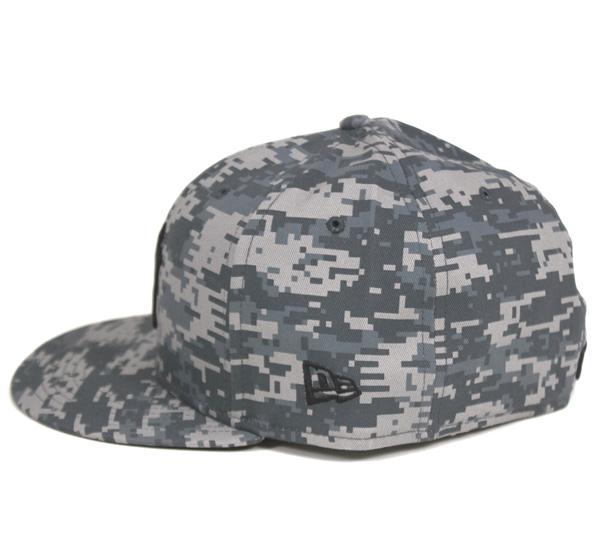 新時代帽紐約洋基隊數碼迷彩灰色帽紐埃爾 59FIFTY 帽紐約洋基隊數碼迷彩灰色 [GY],[新時代帽洋基帽子新時代帽男裝,#CP: B 10P01Oct16