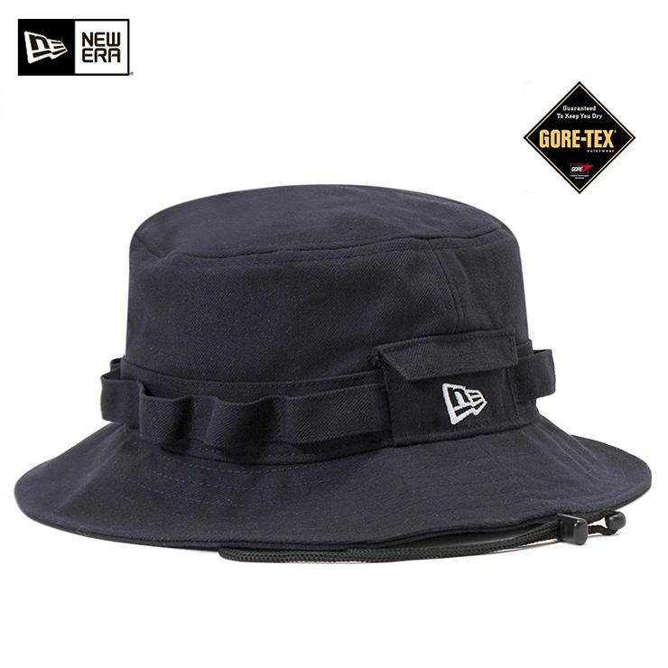 NEWERA公認の正規取扱販売店 ニューエラ NEW ERA ゴアテックス アドベンチャーハット ADVENTURE ネイビー 11433949 帽子 GORE-TEX HAT