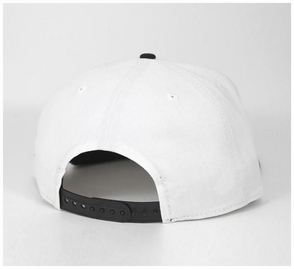 新时代 x 芝麻街管理单元背帽饼干怪兽白色帽子纽埃尔 × 芝麻街 9FIFTY 业绩回升帽饼干怪兽白色 [男人的新时代业绩回升帽纽埃尔新时代帽子帽],[WH] #CP: S