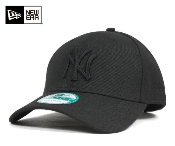 d23167d82ac ... good new era strap back cap new york yankees black hat nyawyara 9forty  strapback cap new