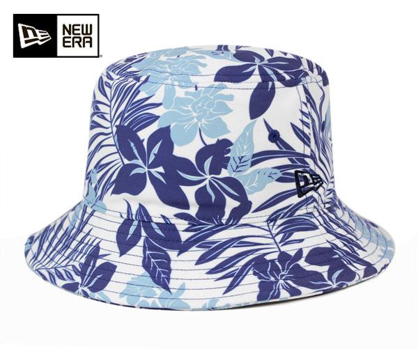 New era bucket Hat blue floral Cap NEWERA BUCKET-01 BLUE FLORAL  bucket Hat  mens Cap Hat  92a1ad38889