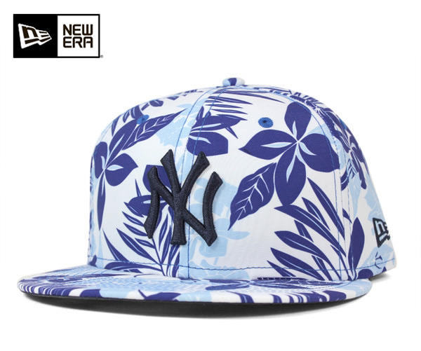 263d547d9e7ea New era Cap New York Yankees blue floral Cap NEWERA 59FIFTY CAP NEW YORK  YANKEES BLUE FLORAL  baseball caps men s hats caps