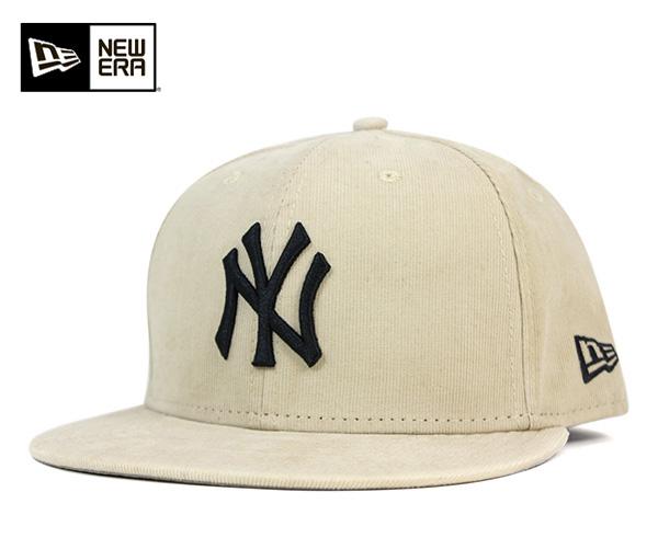 ac33a22cc1e73 New gills cap New York Yankees corduroy beige hat New Era 59FIFTY CAP MLB  NEW YORK YANKEES CORDUROY BEIGE