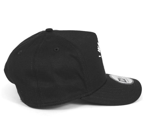 我想你黑帽子紐埃爾 9FORTY 業績回升帽 D 框架我想你黑色的新時代業績回升帽