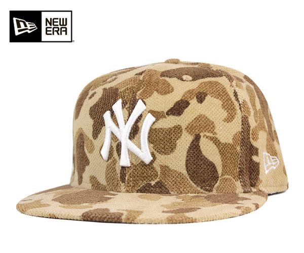 af13074bb07e5 ... best new gills cap new york yankees rice corduroy beige hunter duck hat  new era 59fifty