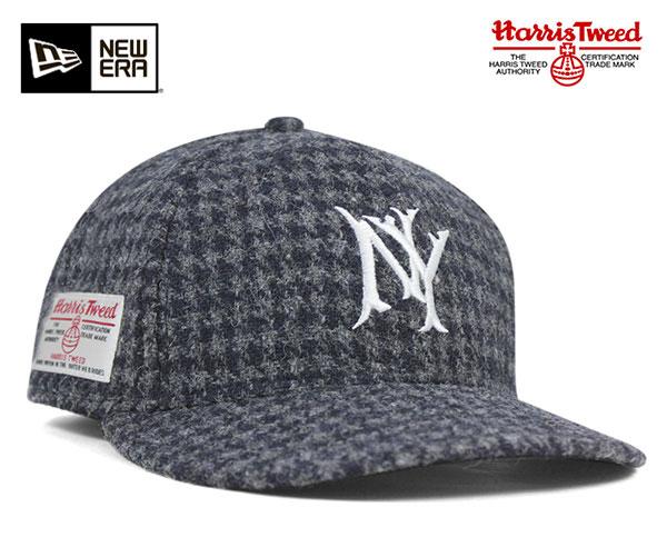ニューエラ キャップ ハリスツイード コラボ LP 59FIFTY MLB ニューヨーク ハイランダース HARRIS TWEED NEW ERA NEWERA 帽子 メンズ レディース 【返品・交換対象外】