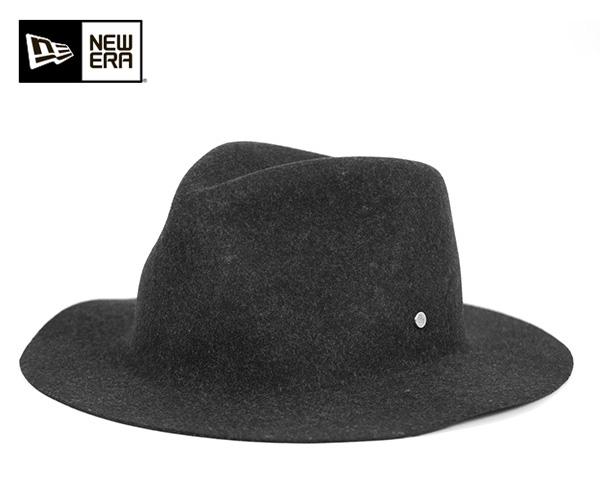 ニューエラ NEW ERA PACKABLE 中折れハット ブラックヘザー 帽子 メンズ レディース パッカブル